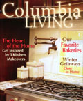 Columbia Living Magazine Jan-Feb 2015