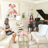 At Home with Alicia Barnes