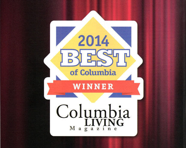Best of Columbia SC 2014