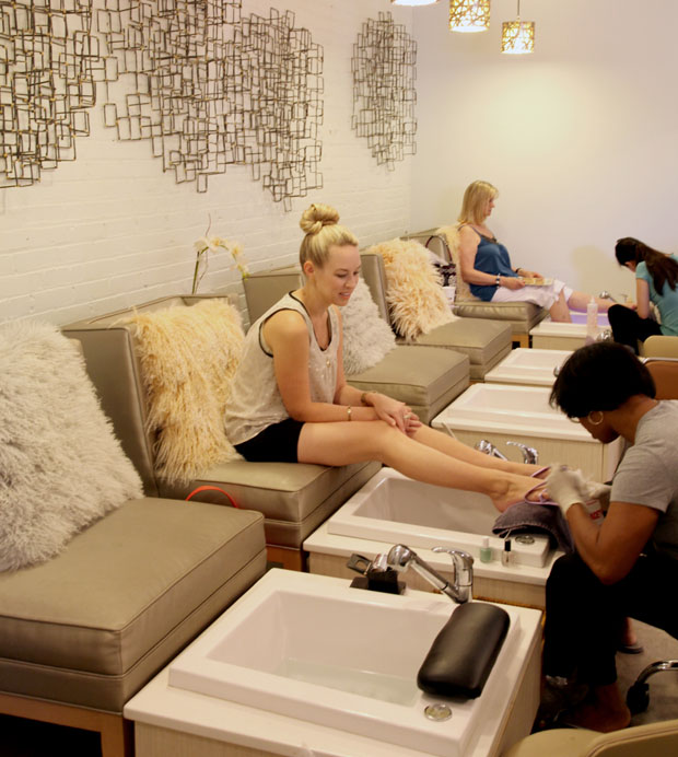 OCCO Luxury Spa Columbia SC